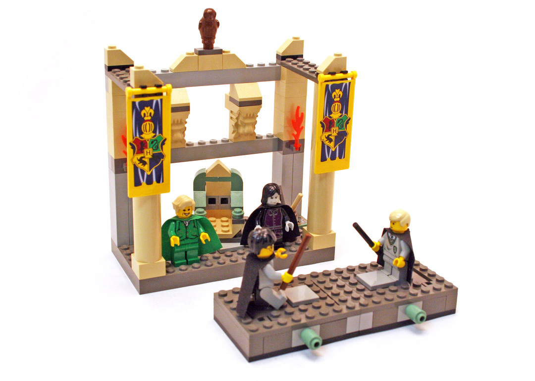 The Dueling Club - LEGO set #4733-1
