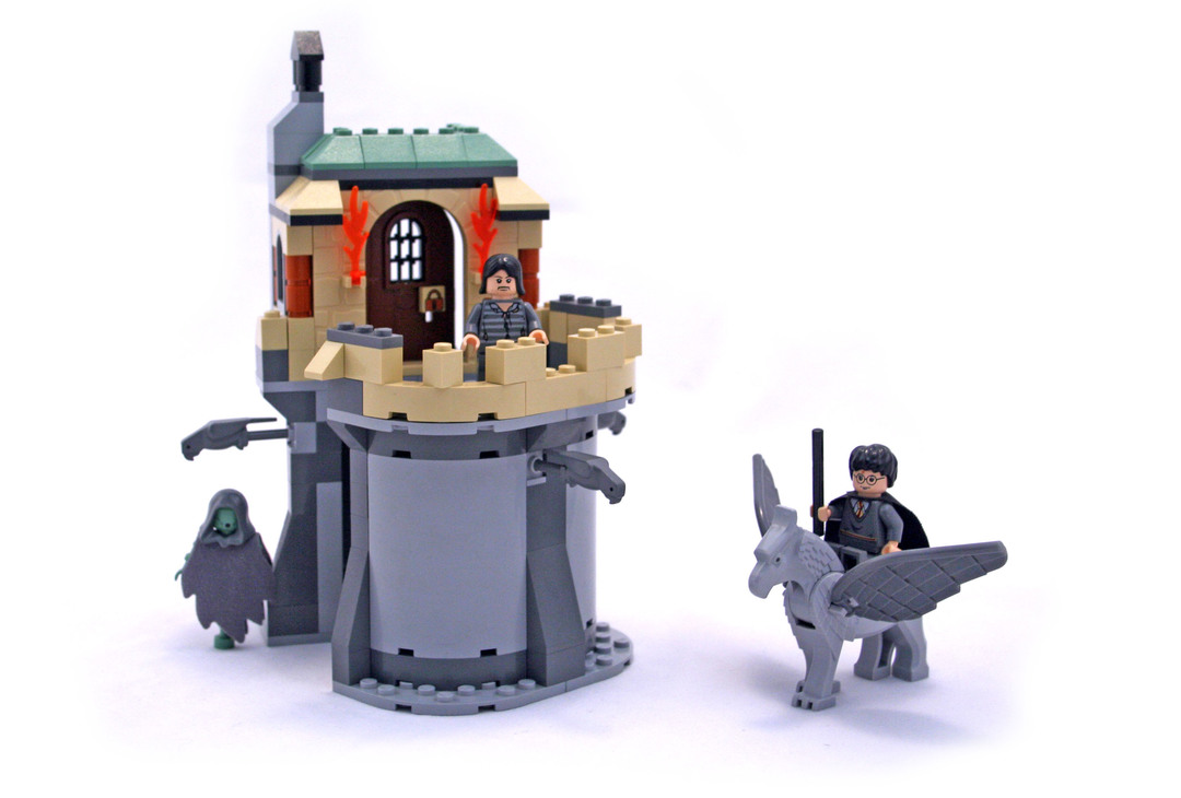 Sirius Black's Escape - LEGO set #4753-1