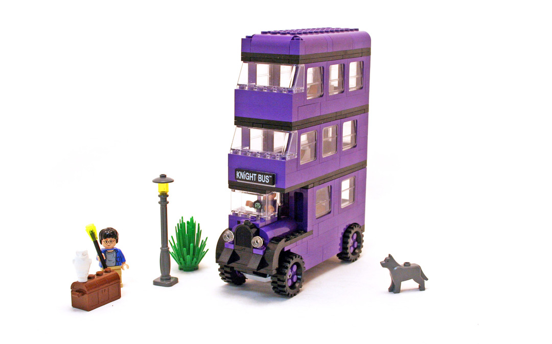 Knight Bus Lego Set 4755 1 Building Sets Harry Potter