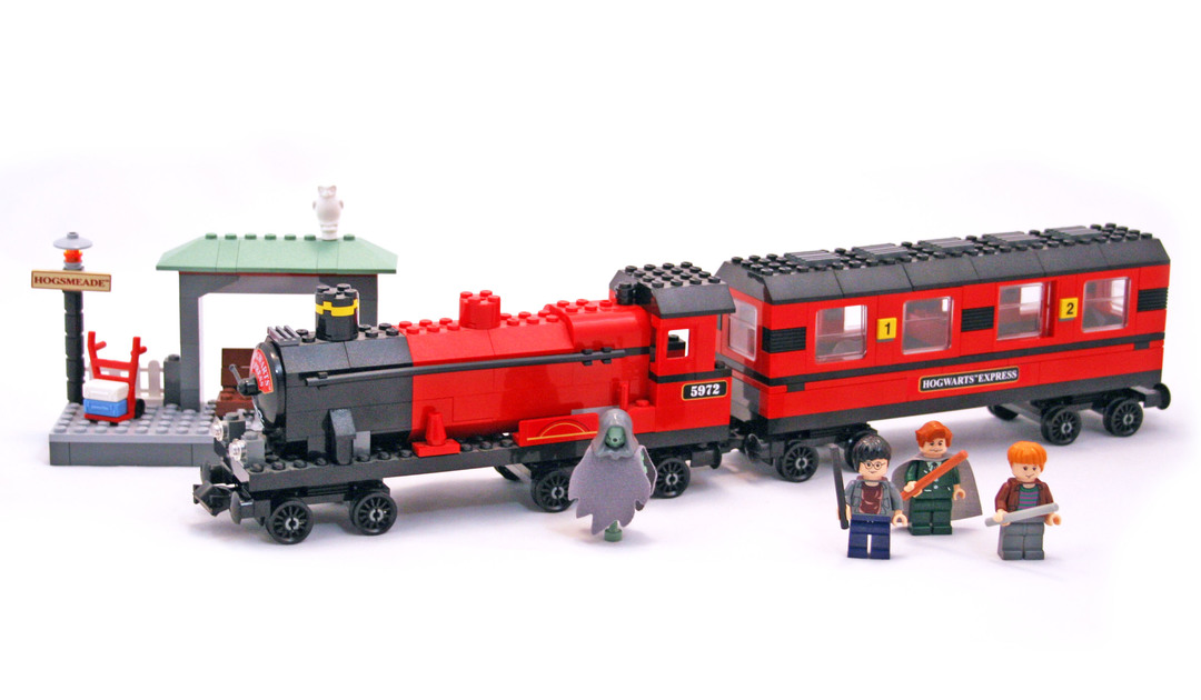 Hogwarts Express Lego Set 4758 1 Building Sets Harry Potter