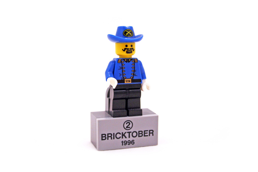 LEGO Cavalry Colonel Magnet