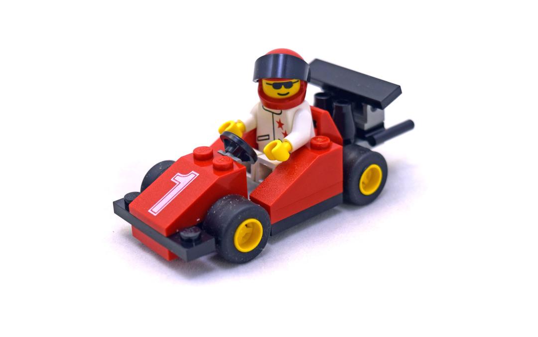 Formula 1 Racing Car Lego Set 2535 1 Building Sets Town