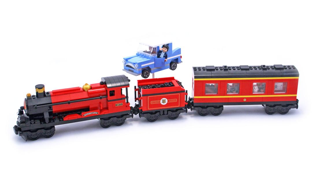 Hogwarts Express - LEGO set #4841-1 - 1