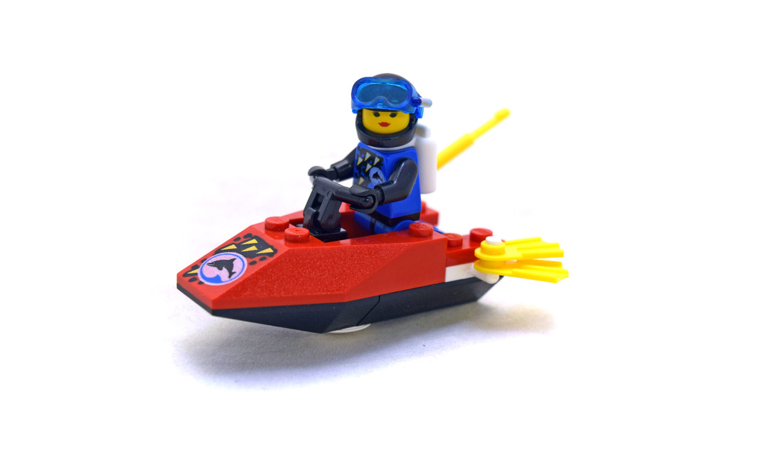 lego jet ski instructions