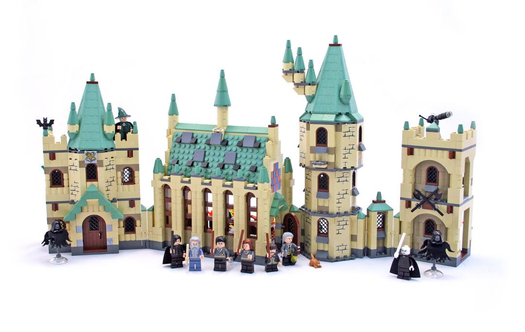 Hogwarts Castle - LEGO set #4842-1 - 1