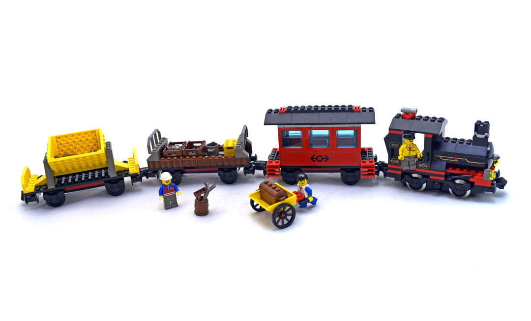 Classic Train - LEGO set #3225-1