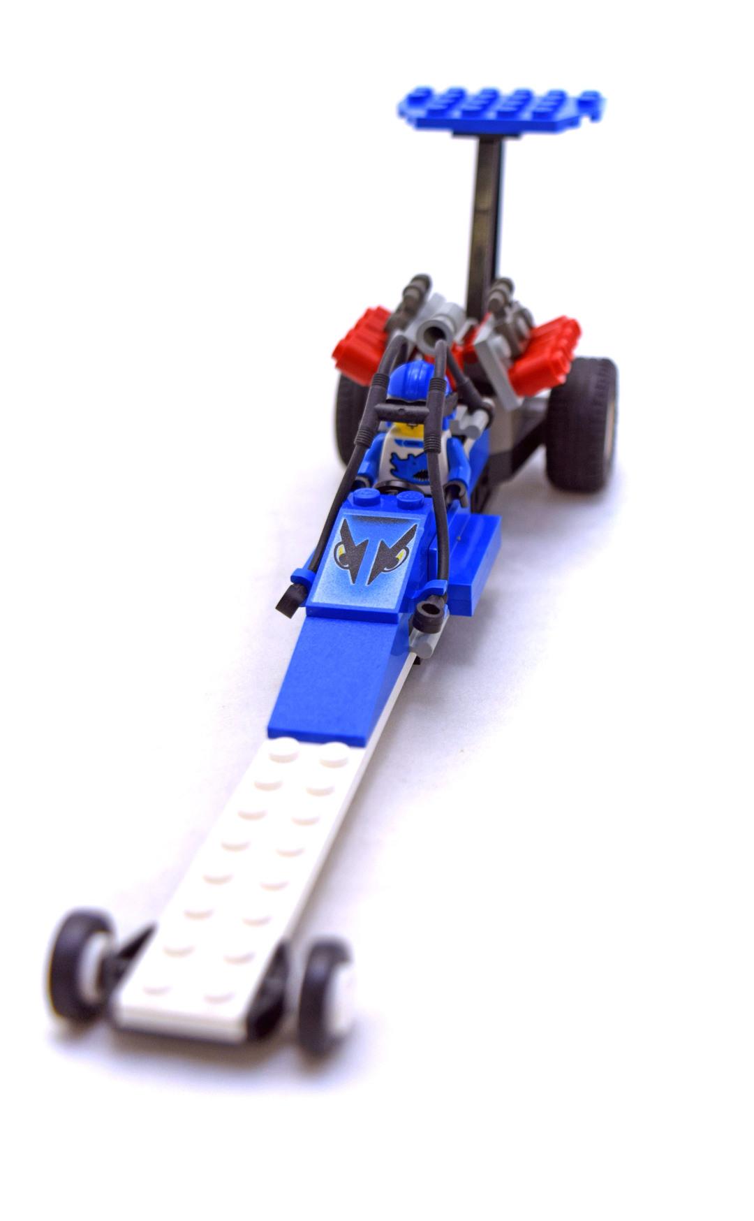 Lego Drag Racer Instructions