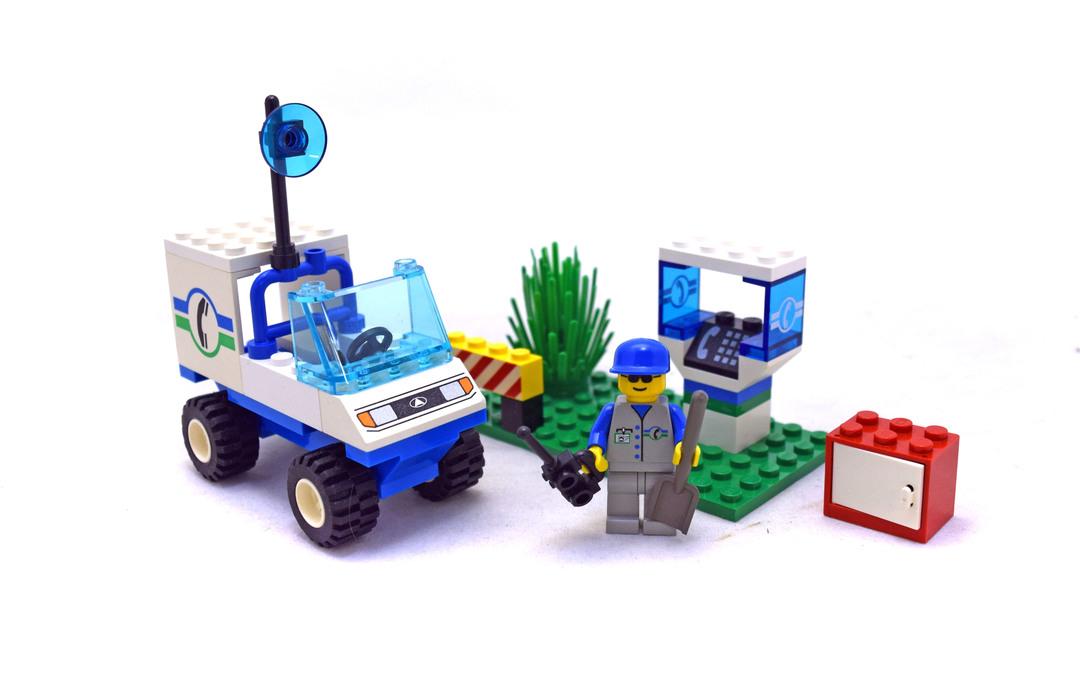 Telephone Repair - LEGO set #6422-1