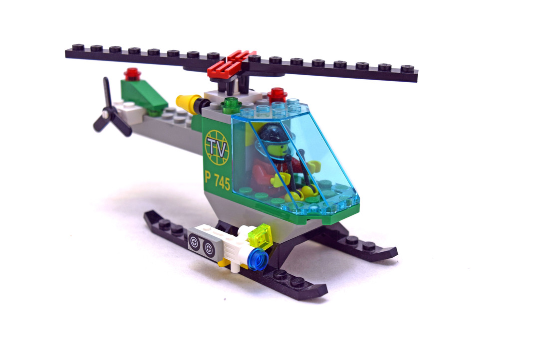 TV Chopper - LEGO set #6425-1 - 1