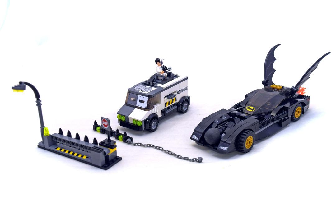 The Batmobile Two Faces Escape Lego Set 7781 1 Building Sets