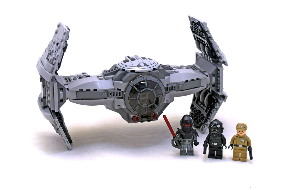TIE Advanced Prototype - LEGO set #75082-1