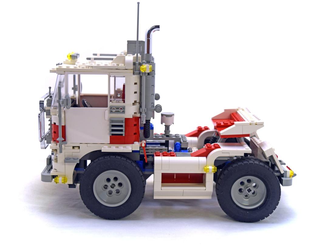 lego classic truck instructions