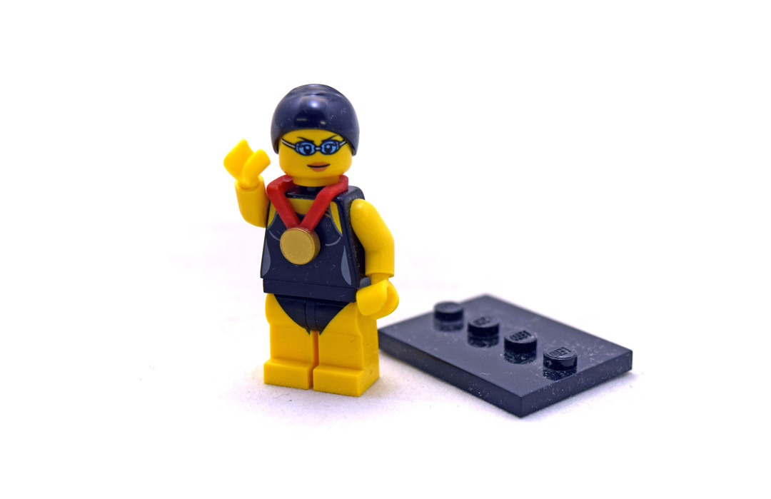Swimming Champion - LEGO set #8831-1