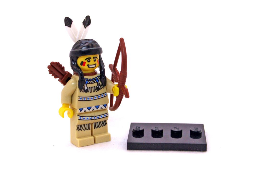 Tribal Hunter - LEGO set #8683-1