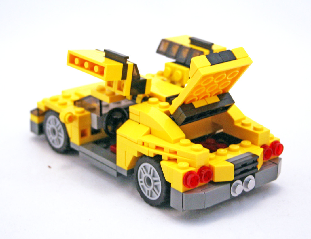 lego cool cars sets creator building