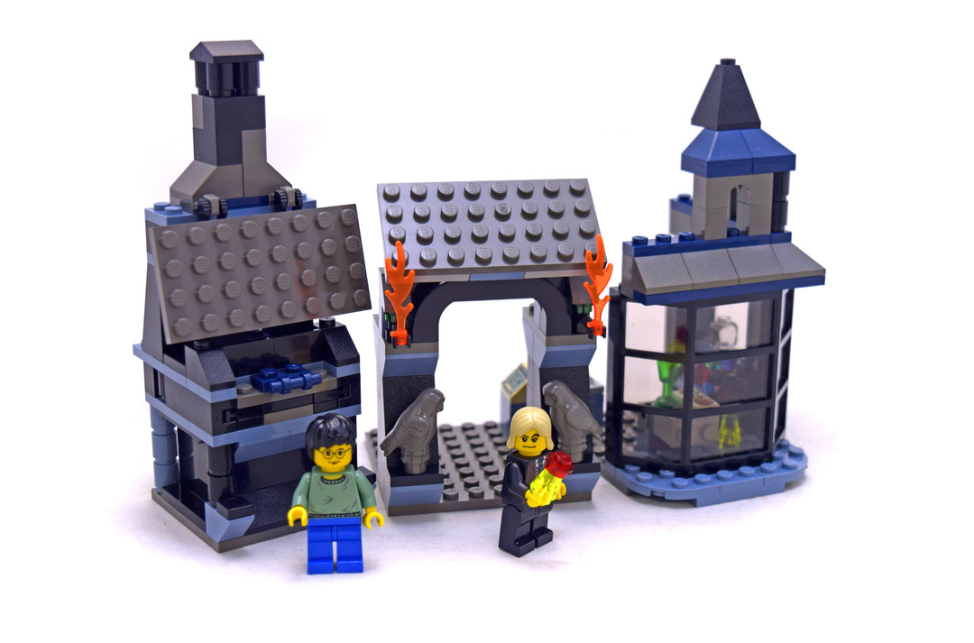 Knockturn Alley - LEGO set #4720-1