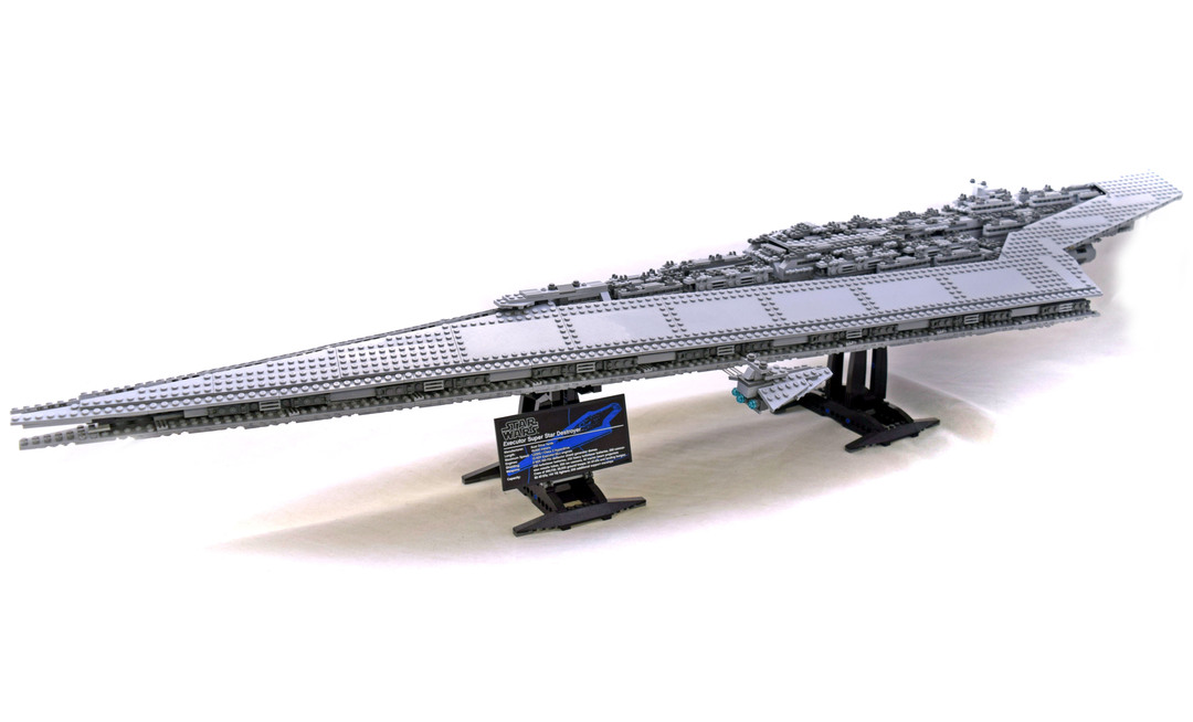 Super Star Destroyer  - LEGO set #10221-1