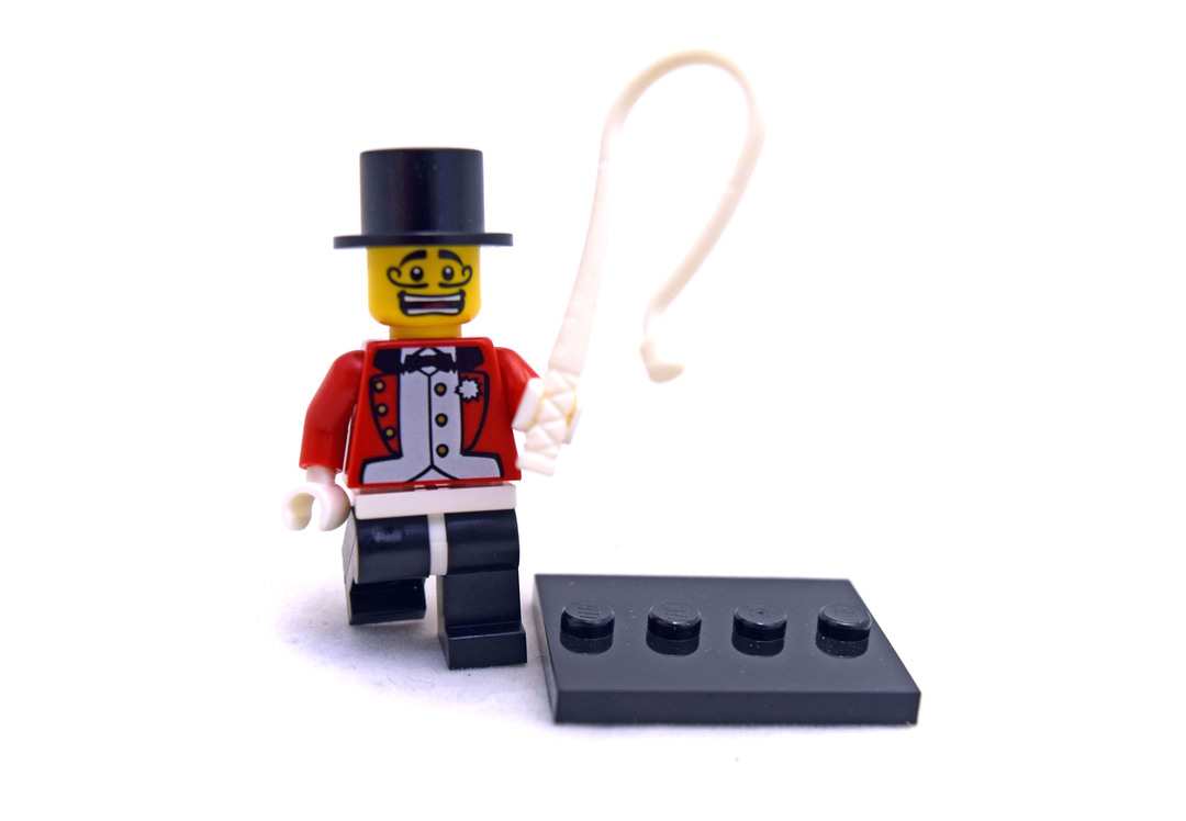Ringmaster - LEGO set #8684-3