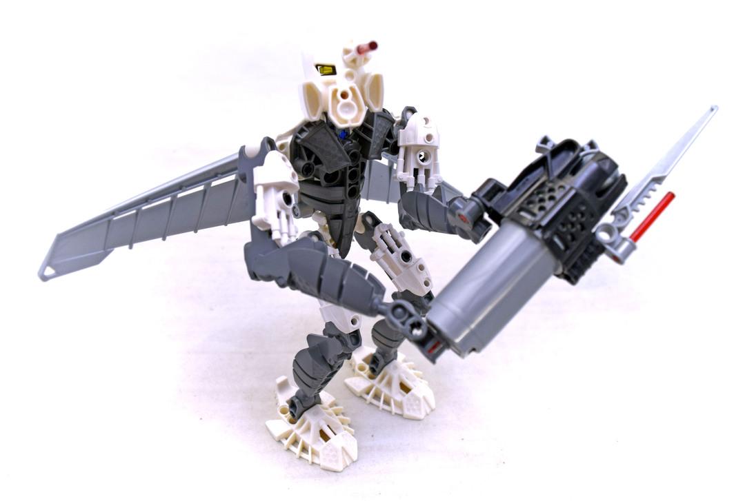 Toa Kopaka - LEGO set #8685-1
