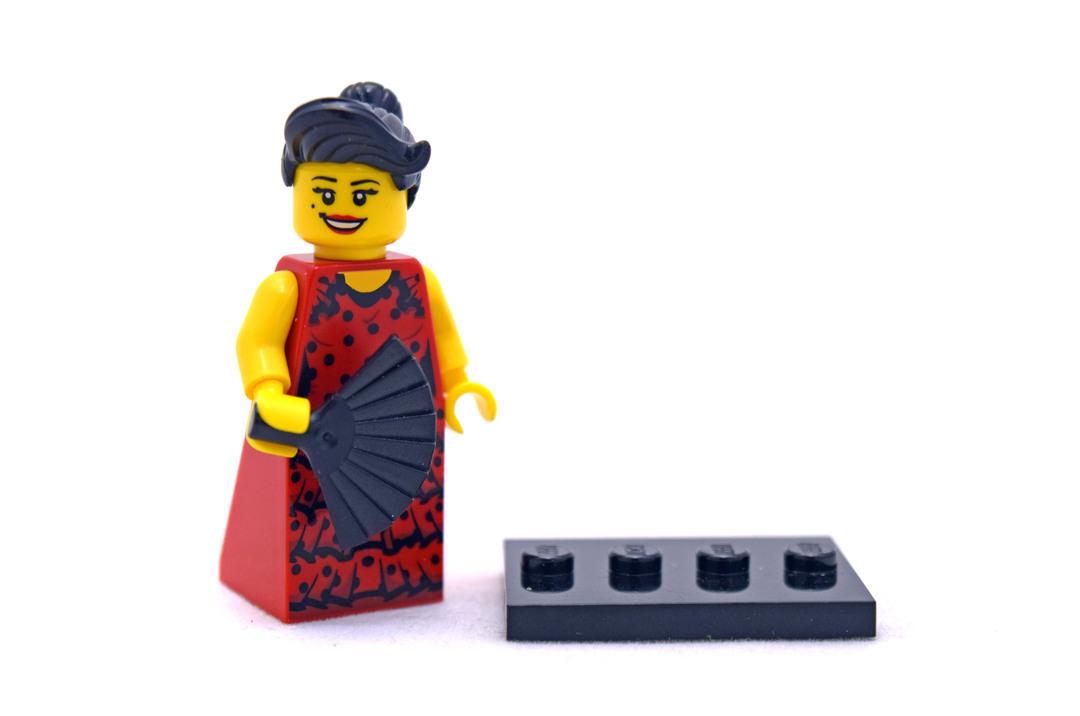 Flamenco Dancer - LEGO set #8827-6