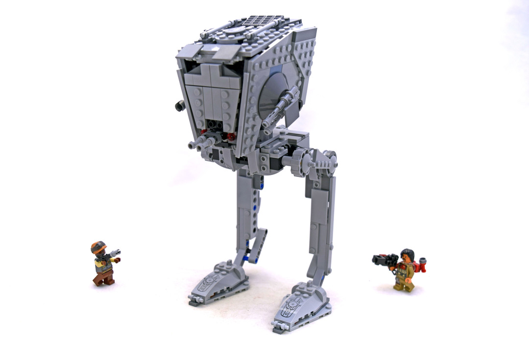 AT-ST Walker - LEGO set #75153-1