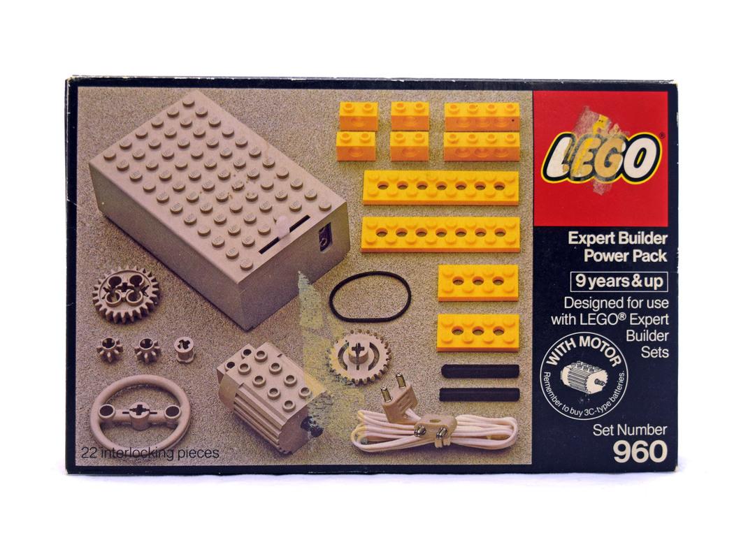 Power Pack - LEGO set #960-1