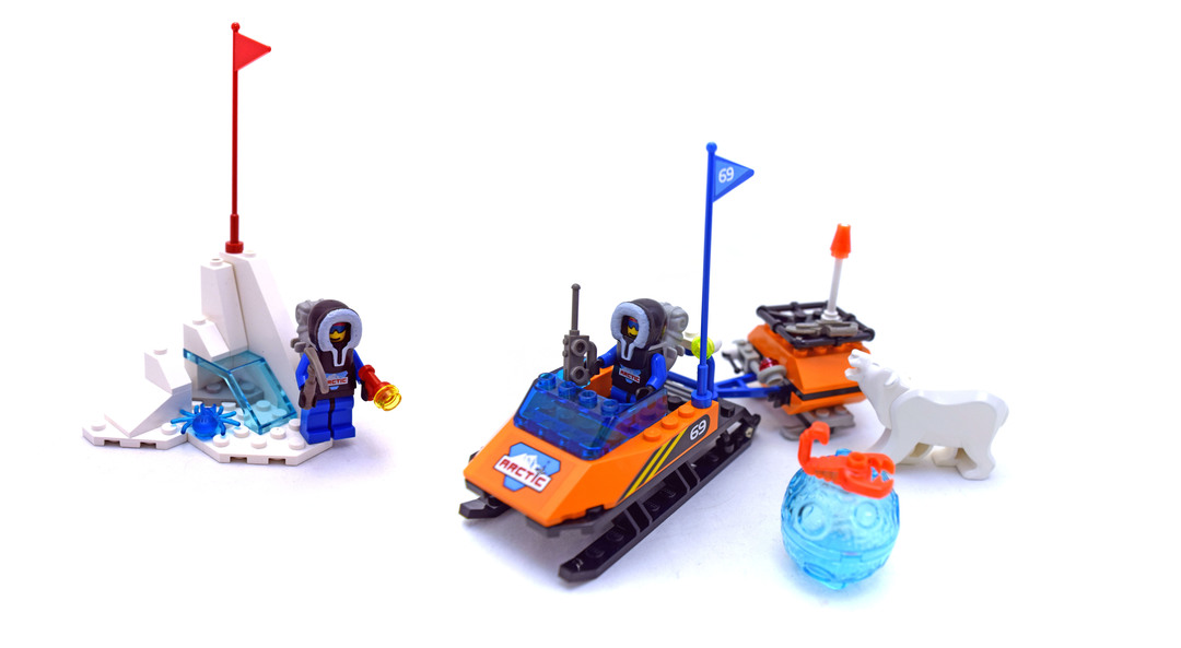 Polar Explorer - LEGO set #6569-1