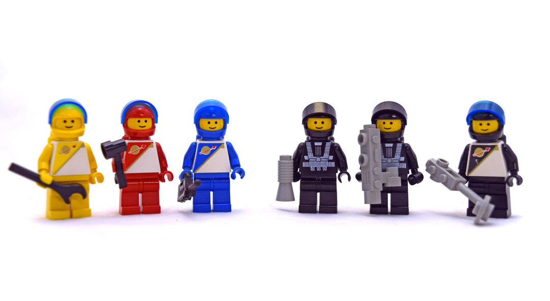 LEGO 6703-1 Minifig Pack