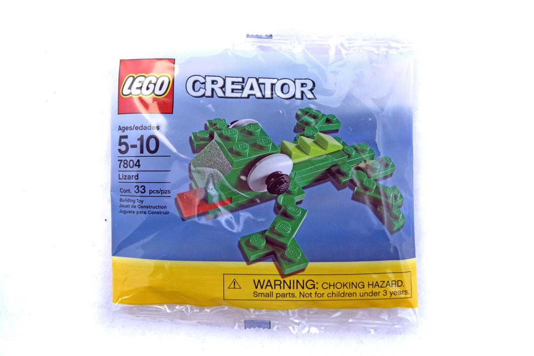 Lizard - LEGO set #7804-1 (NISB)