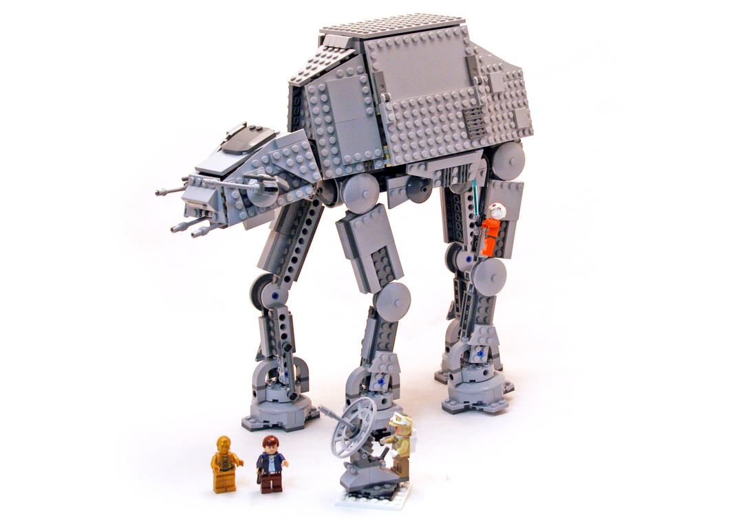 AT-AT Walker - LEGO set #8129-1