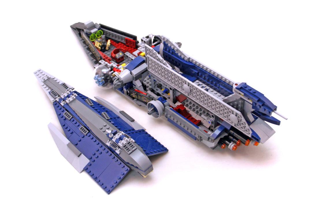 malevolence lego set 9515 1 building sets star wars the clone wars. Black Bedroom Furniture Sets. Home Design Ideas