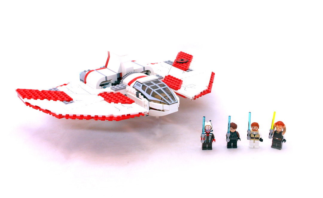 T-6 Jedi Shuttle - LEGO set #7931-1