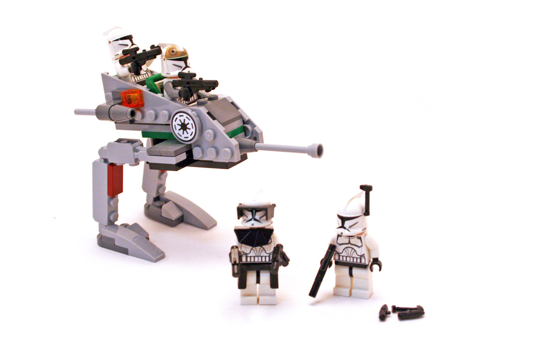 Clone Walker Battle Pack Lego Set 8014 1 Building Sets Star