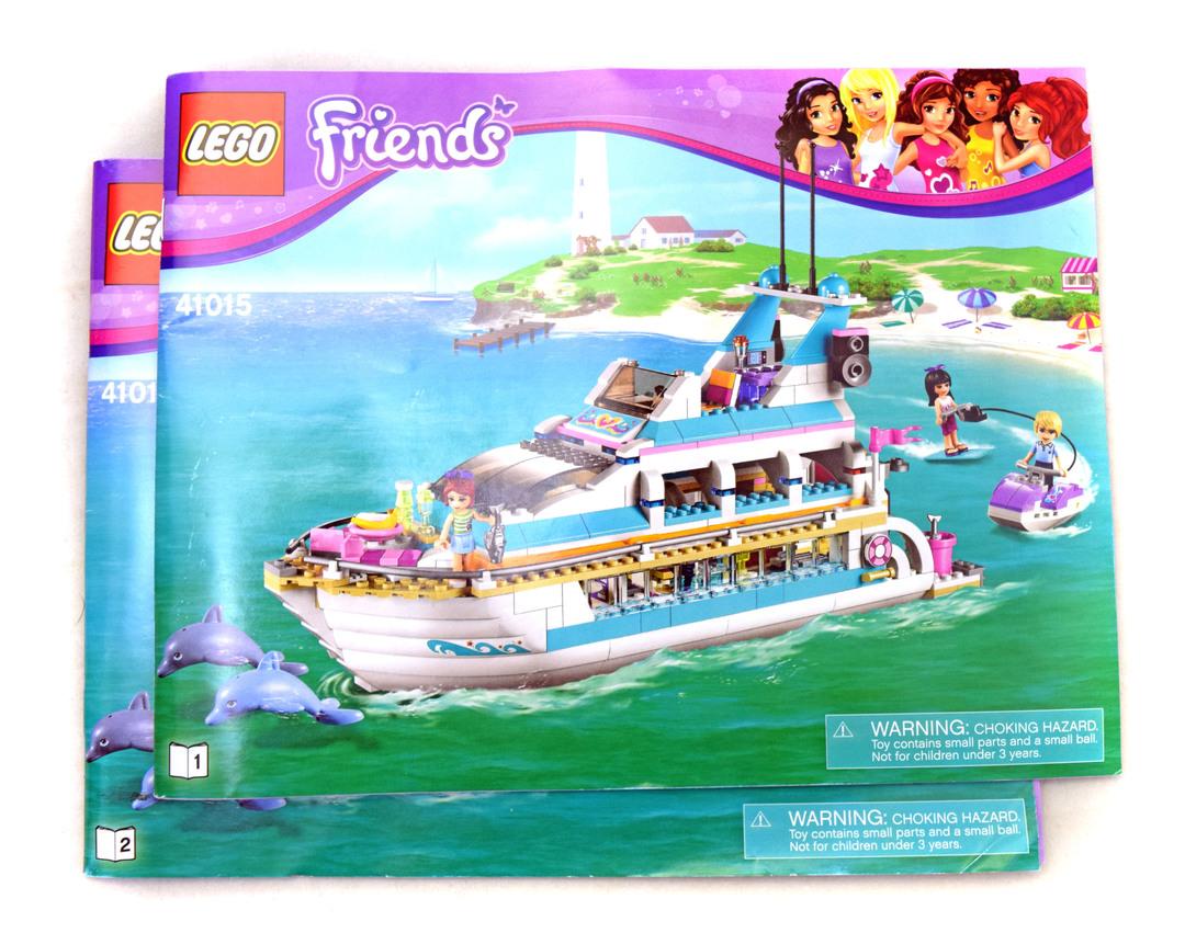 Dolphin Cruiser Lego Set 41015 1 Building Sets Gt Friends