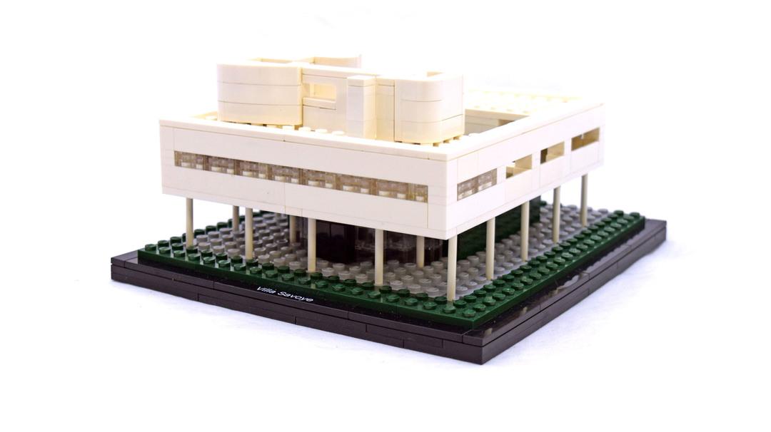 Villa Savoye - LEGO set #21014-1 - 1
