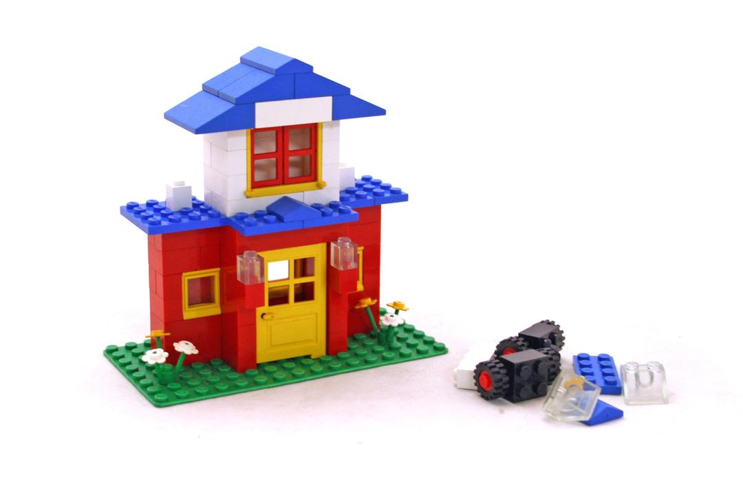 Basic Building Set, 5+ - LEGO set #510-1