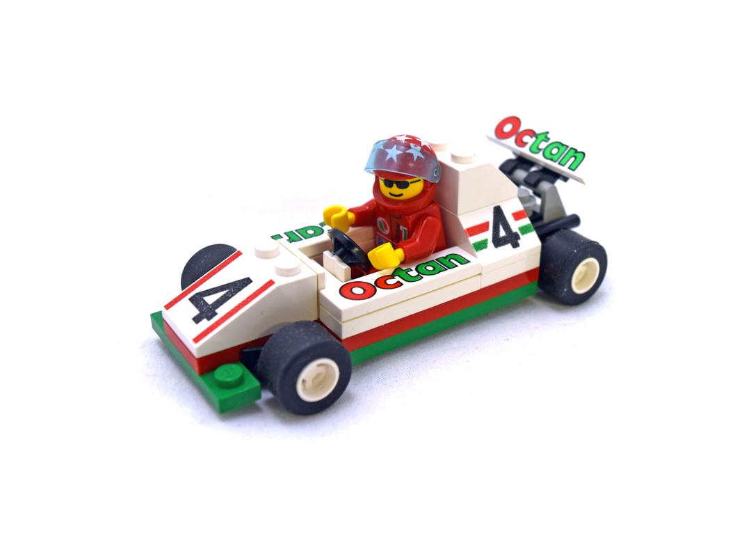 Slick Racer - LEGO set #6546-1