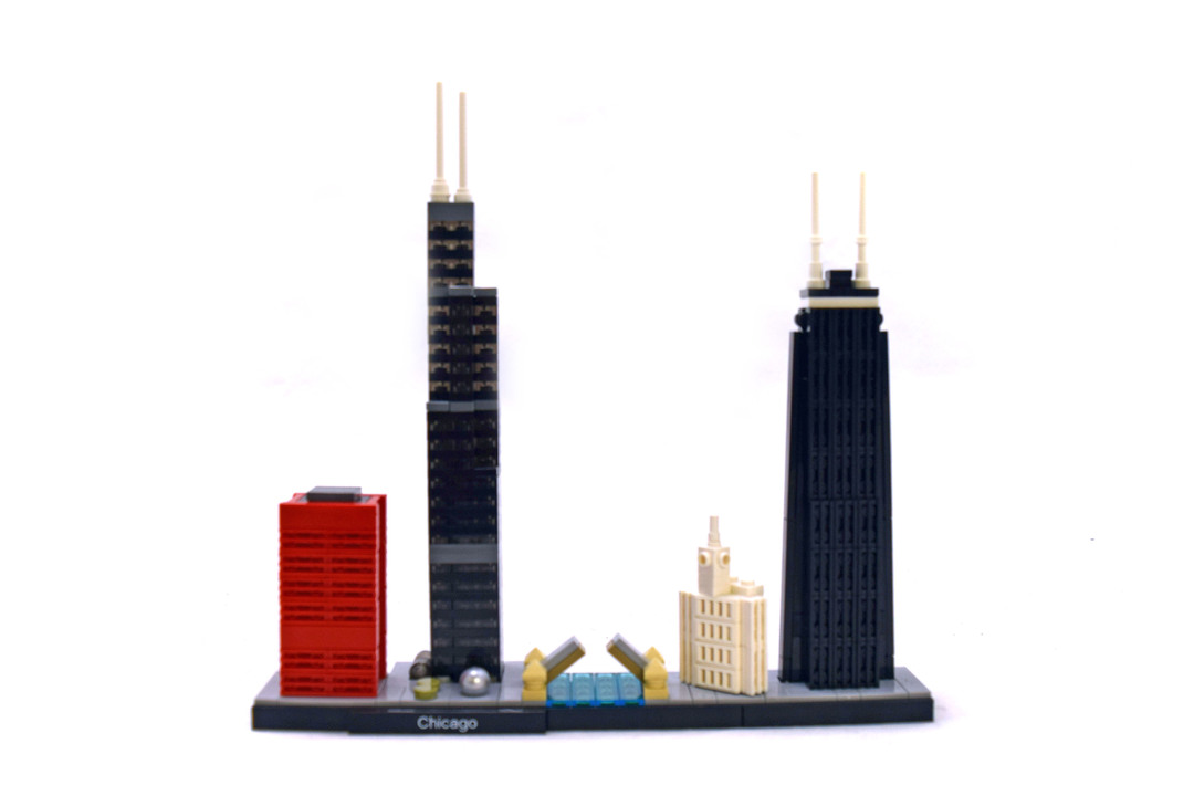 Chicago - LEGO set #21033-1