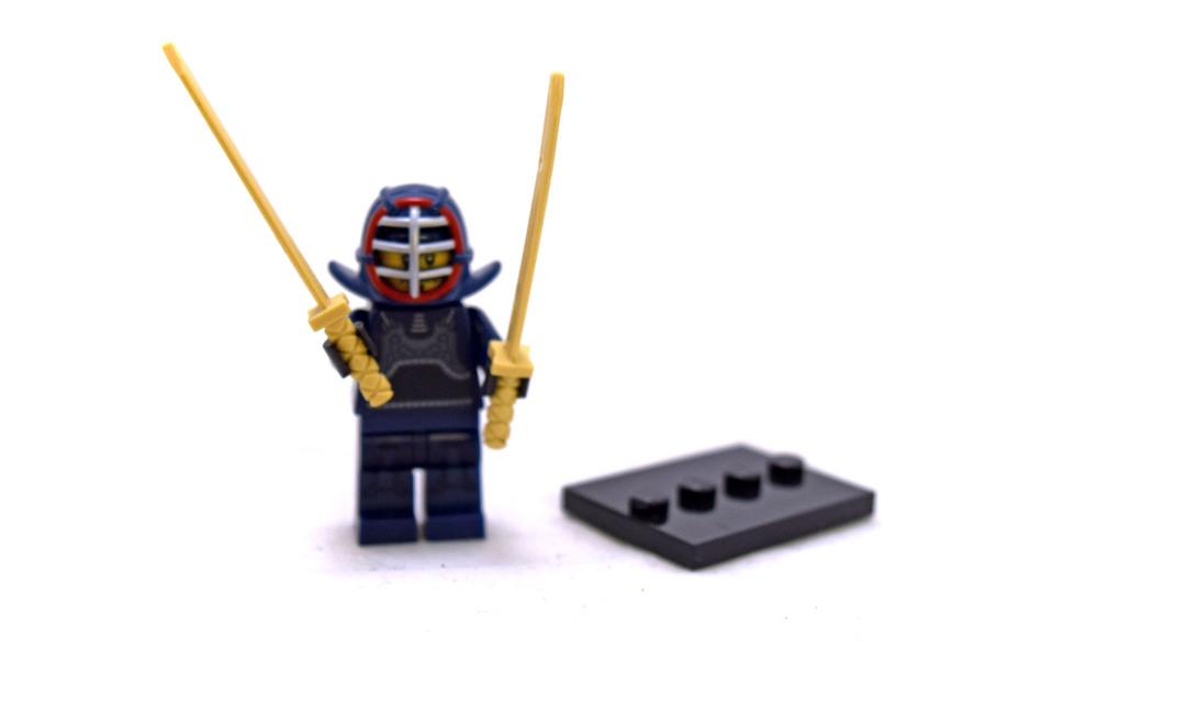 LEGO Baukästen & Sets 12 Kendo Fighter Lego Minifigure Series 15-71011 Baukästen & Konstruktionsspielzeug
