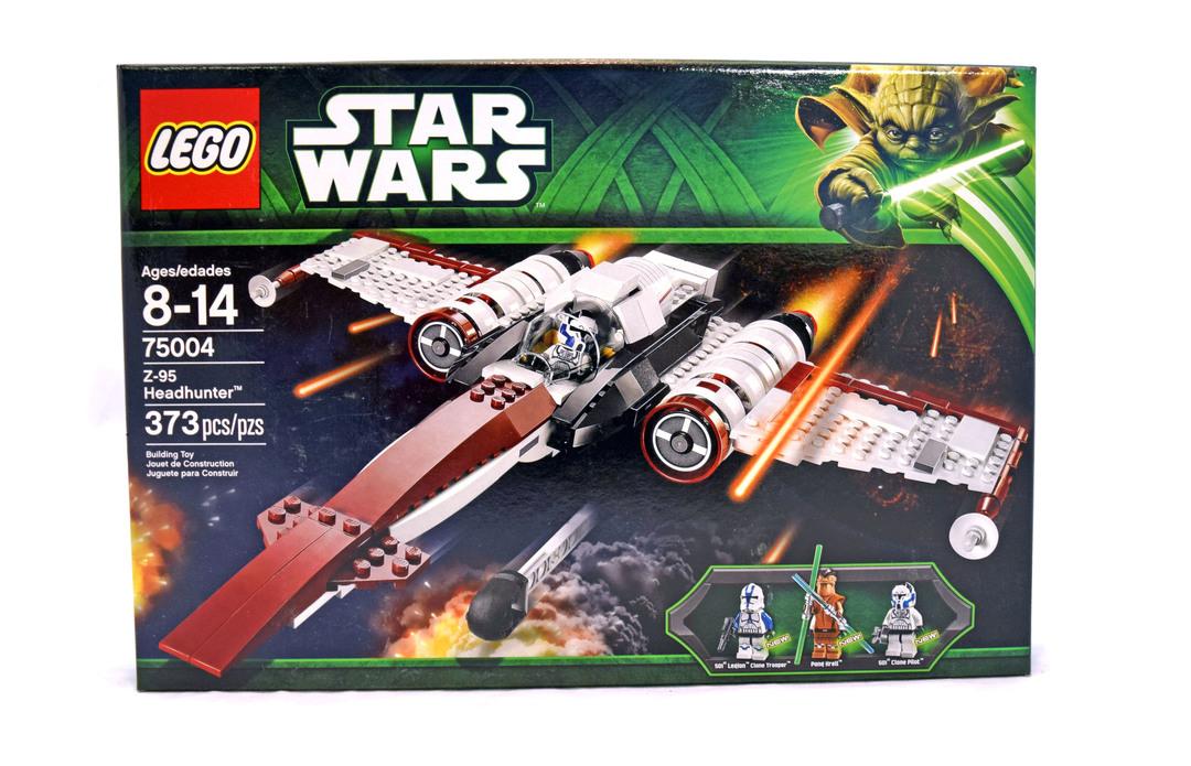 Z 95 Headhunter Lego Set 75004 1 Nisb Building Sets Star