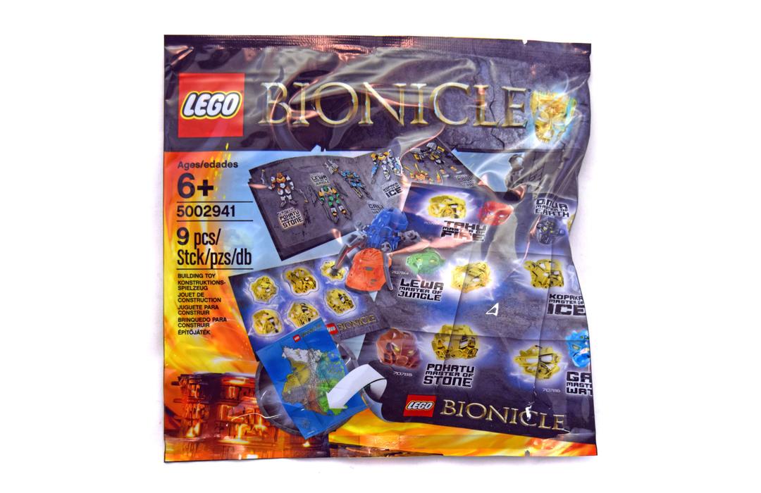 Hero Pack - LEGO set #5002941-1 (NISB)