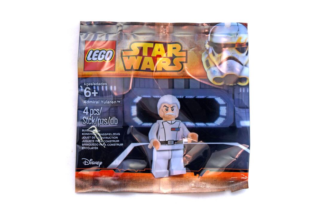 Admiral Yularen - LEGO set #5002947-1 (NISB)