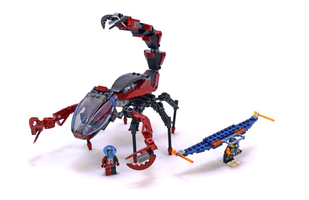 Scorpion Orb Launcher Lego Set 4774 1 Building Sets Alpha Team