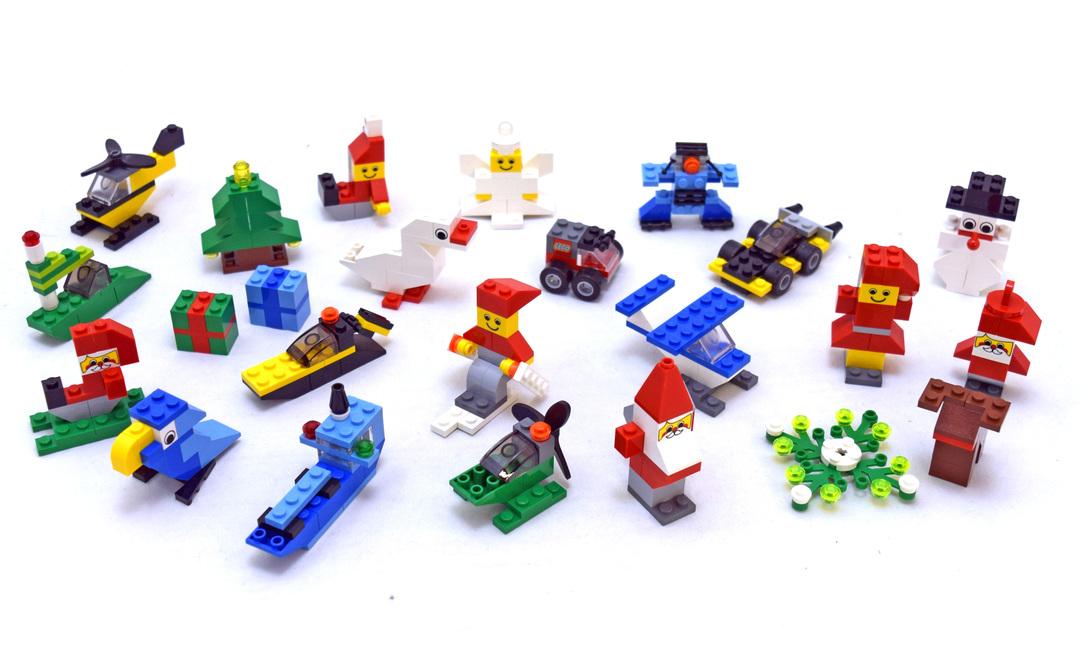 Advent Calendar - LEGO set #4924-1