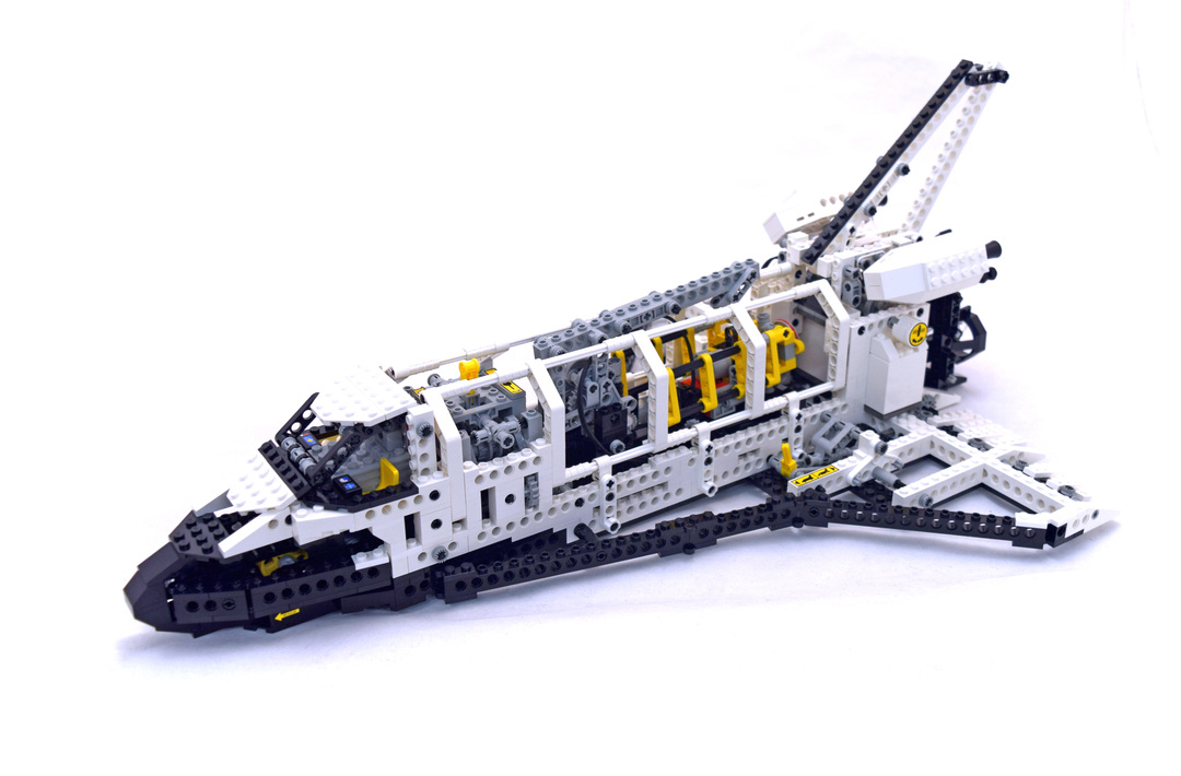 space shuttle lego technic - photo #27