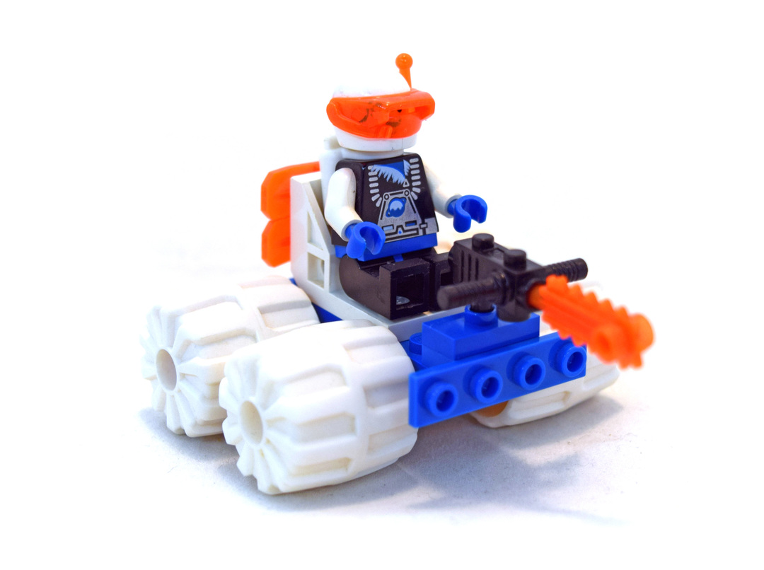 Ice Tunnelator - LEGO set #6814-1 - 1