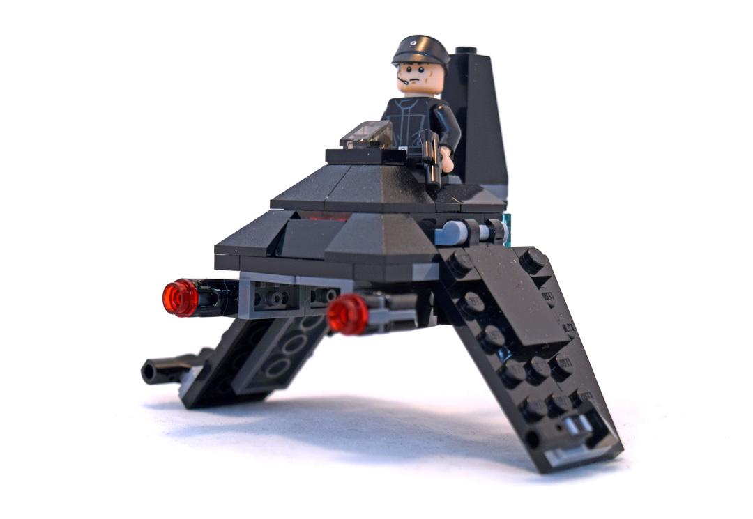 Krennic's Imperial Shuttle - LEGO set #75163-1
