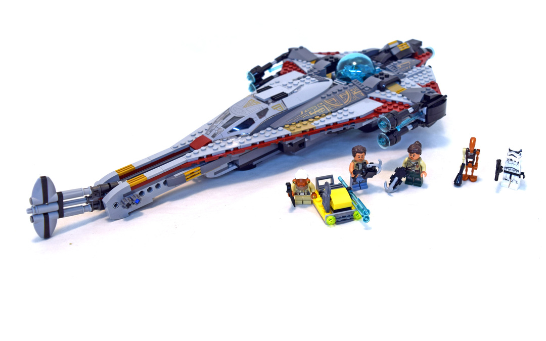 The Arrowhead - LEGO set #75186-1