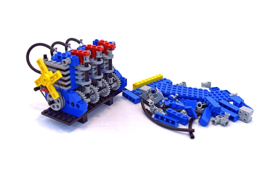Auto Engines Lego Set 8858 1 Building Sets Technic