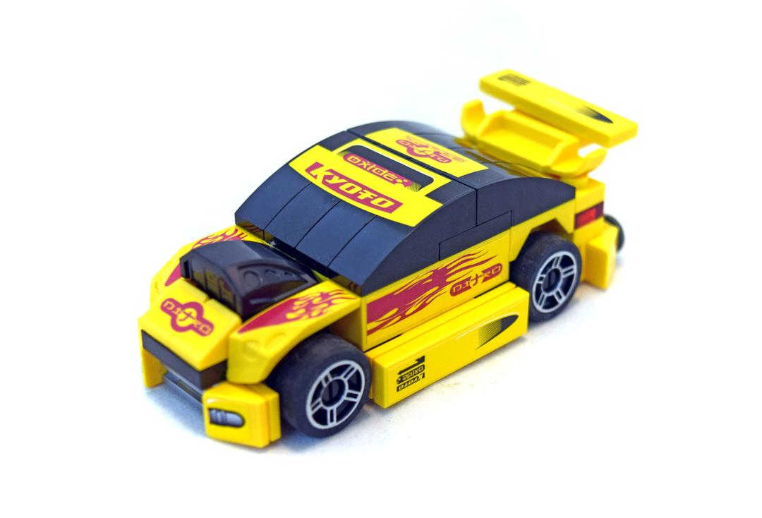 Tuner X - LEGO #8666